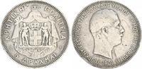 5 Drachmen 1901 Griechenland / Kreta Griec...