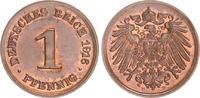1 Pfennig 1916 D Deutschland / Kaiserreich...