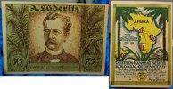 75 Pfennig, Deutsch- Hanseatischer Kolon 4...