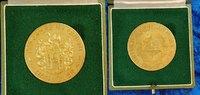Goldmedaille 1971 Deutschland / Freimaurer...