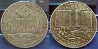 Degussa Kalender Medaille 1942 3. Reich 3....