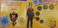 Kleinmünzensatz 10 Groschen-20 Schilling 2...