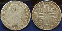 1/2 Ecu 1690 A Frankreich Frankreich 1/2 E...