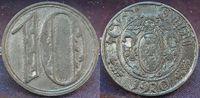 10 Pfennig 1920 Polen / Danzig Danzig 10 P...