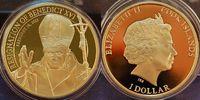 1 Dollar 2013 Cook Islands Cook Islands 1 ...