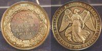 Hamburg Silber-Medaille ca. 1900 Deutschla...