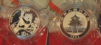 10 Yuan 1994 China China 10 Yuan Panda, 19...
