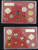 Kurssatz 1987 mit 9 Münzen 1987 Russland UDSSR - Kurssatz 1987 mit 9 Mü... 30,00 EUR  +  7,50 EUR shipping