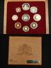 Offizieller Kursmünzensatz, 1 Cent bis 2 2...