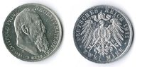 2 Mark 1911 Kaiserreich / Bayern / Probeprägung Kaiserreich Bayern Prob... 395,00 EUR  +  8,95 EUR shipping