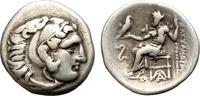 DRACHM. 336-323 BC. GREEK. ALEXANDER III &...