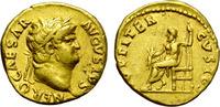 Aureus. AD 64-65. Rome. Nero. Nice and goo...