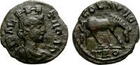 Ae. 3rd century Alexandria. Troas. Nice pa...