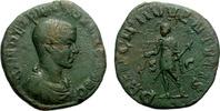 Sestertius. AD 250-251. Rome. Herennius Et...