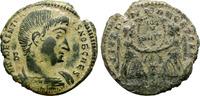 MAIORINA. 351-353 AD. ROME. DECENTIUS. NIC...