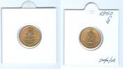 2 Pfennig 1950 G Bundesrepublik Deutschland  prägefrisch bis stempelgla... 60,00 EUR  +  6,50 EUR shipping
