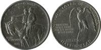 1/2 Dollar 1925 USA Stone Mountain Memoria...