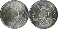 500 Lire 1975 Vatikan Heilige Jahr der Ver...