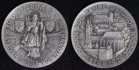 Medaille 1979 Nürnberg St. Sebaldus - 600 Jahre Ostchor f.st/matt./*  59,00 EUR  zzgl. 5,00 EUR Versand
