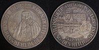 Große Silbermedaille 1977 Nürnberg Hans Beheim d.Ä. - Auf die Fertigste... 70,00 EUR  zzgl. 5,00 EUR Versand