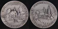 Große Silbermedaille 1978 Nürnberg 550 Jahre St.Walburgis-Kapelle st/ma... 70,00 EUR  +  10,00 EUR shipping