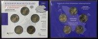 Satz 5x 2 Euro 2006 BRD Schleswig-Holstein, Holstentor - A-J - Gedenkmü... 85,00 EUR  +  10,00 EUR shipping