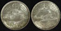 1 Pound AH1399/1979 Ägypten 25 Jahre Münze Abbasia f.st/l.Patina  15,00 EUR  +  10,00 EUR shipping
