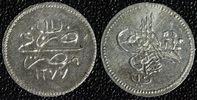 10 Para 1861 - (1277/2) Äggypten Abdul Aziz vz/leichte Druckstelle  40,00 EUR  +  10,00 EUR shipping