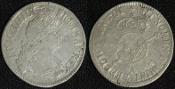 1/2 Ecu 1701 A Frankreich Ludwig XIV. f.ss  90,00 EUR  zzgl. 5,00 EUR Versand