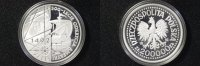 200000 Zloty 1992 Polen 500 Jahre Entdeckung Amerikas PP  70,00 EUR  +  10,00 EUR shipping