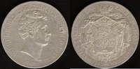 Vereins-Doppel-Taler  1845 Braunschweig  Wilhelm  ss, kl.Srf.  280,00 EUR  +  10,00 EUR shipping