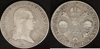 Kronentaler 1794 M Österreich Franz II. - Milano ss, min.just.  75,00 EUR  +  10,00 EUR shipping