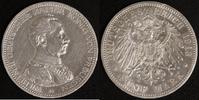 5 Mark 1913 Preußen Wilhelm II. (1888-1918...