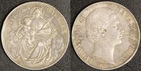 Madonnen-Taler 1866 Bayern Ludwig II. Bros...