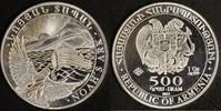 500 Dram 2011 Armenien Arche Noah vz-st  40,00 EUR  +  10,00 EUR shipping