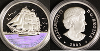 20 Dollar 2005 Kanada Dreimaster PP,mit Zertifikat  40,00 EUR  +  10,00 EUR shipping