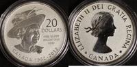 20 Dollar 2012 Kanada 1/4 Unze Reg. Jubiläum st.  18,00 EUR  +  10,00 EUR shipping