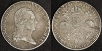 Taler 1794 M Österreich Franz II. ss, just.  50,00 EUR  +  10,00 EUR shipping