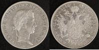 Taler / 2 Gulden 1842 A Österreich Ferdinand I. (1835-48) ss-vz  120,00 EUR  +  10,00 EUR shipping