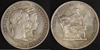 2 Gulden 1879 Österreich Franz Joseph I., Silberhochzeit vz  80,00 EUR  +  10,00 EUR shipping