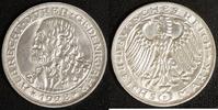 3 Mark 1928 Weimar A. Dürer vz  350,00 EUR  +  10,00 EUR shipping