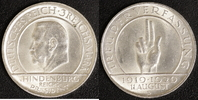 3 Mark 1929 D Weimar 10 Jahre Verfassung ss-vz  25,00 EUR  +  10,00 EUR shipping