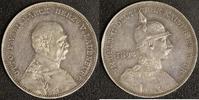 AG-Medaille 1894 Preußen Medaille Silber 1894- Auf die Versöhnung mit W... 60,00 EUR  zzgl. 5,00 EUR Versand