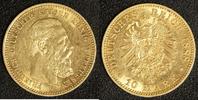 10 Mark 1888 Preußen Friedrich Wilhelm III.(1888) vz-  190,00 EUR  +  10,00 EUR shipping