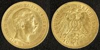 10 Mark 1900 Preußen Wilhelm I. ss  180,00 EUR  +  10,00 EUR shipping