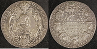 AG-Medaille 1641 Regensburg Ferdinand III....