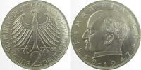 2 DM  d Max Planck 58J bfr/st Erstabschlag (EA)! ! bfr  /  st  110,00 EUR  +  8,50 EUR shipping