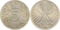5 DM 1959 G d 1959G prfr/stgl prfr  /  stgl  220,00 EUR  +  8,00 EUR shipping