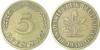 5 Pfennig  d 50D ob. Blattpaar kein Konoten   130,00 EUR  +  8,00 EUR shipping