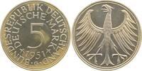 5 DM 1951 G d 1951G PP 100 Exemplare PP  1025,00 EUR  +  8,00 EUR shipping
